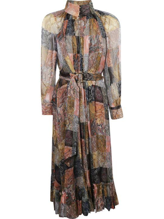 Zimmermann Ninety-six Smock Dress