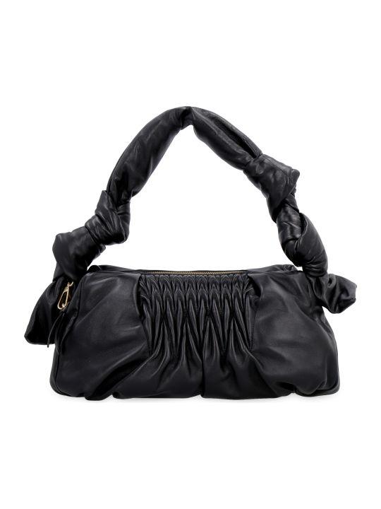 Miu Miu Quilted Leather Bag
