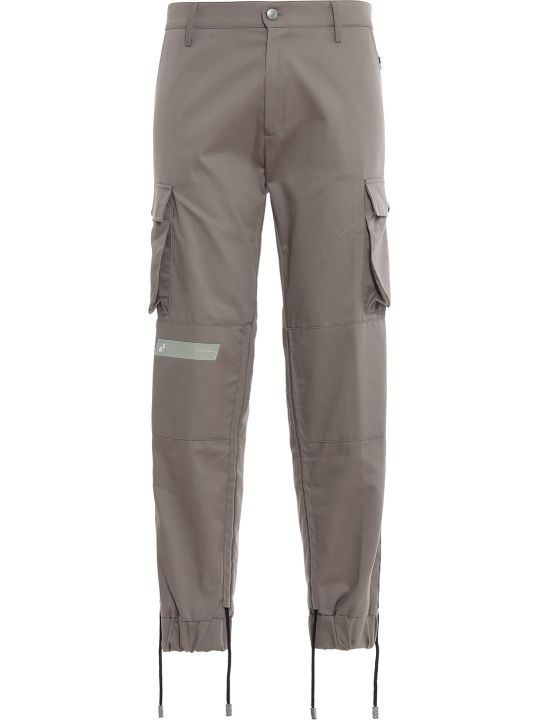 GCDS Structured Cargo Trousers