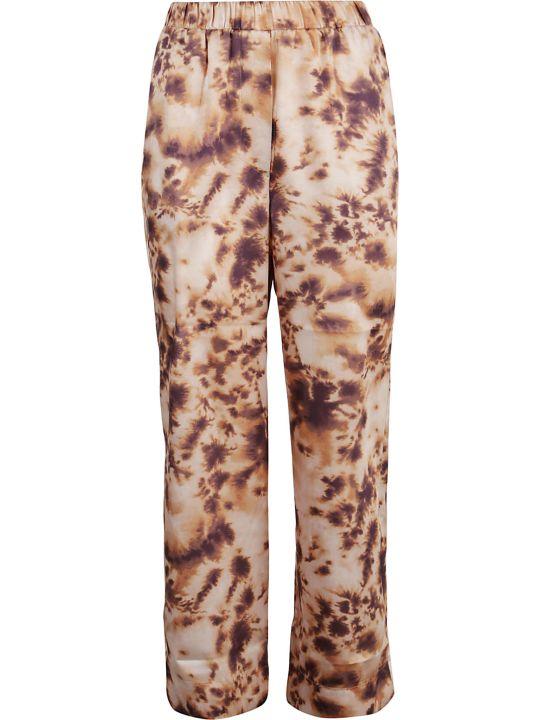 Nanushka Pantalone Elastic Waist Lounge Comet