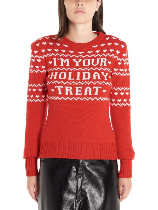 Philosophy di Lorenzo Serafini 'i'm Your Holiday Treat'sweater