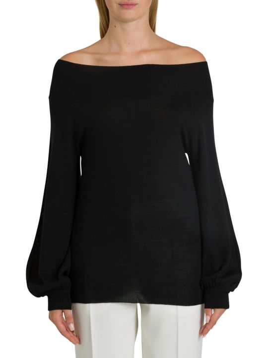 Parosh Luly Off-the-shoulder Sweat