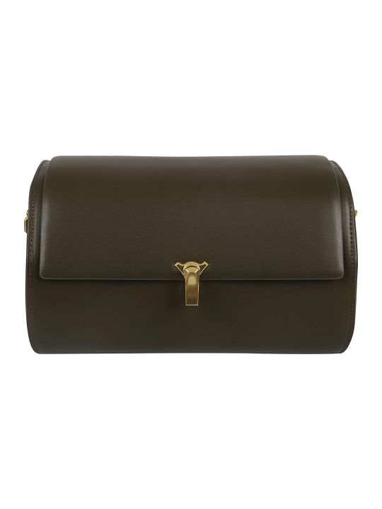 the VOLON Po Trunk Shoulder Bag