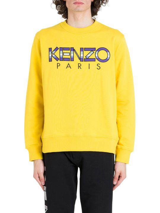 Kenzo Sweatshirt With Embroidered Logo