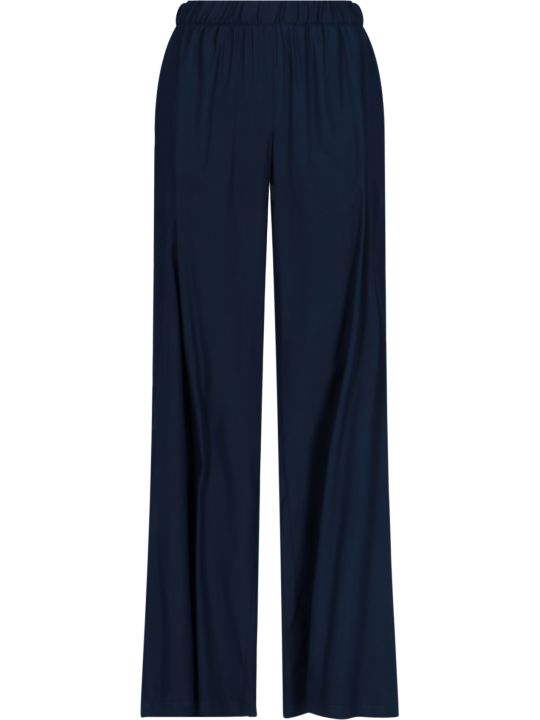 Parosh Wide Leg Trousers
