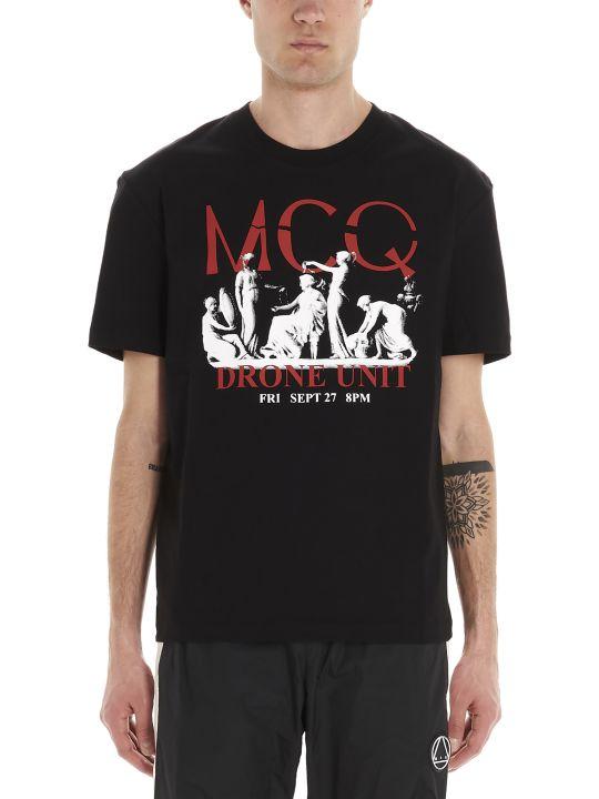 McQ Alexander McQueen 'logo Cameo' T-shirt