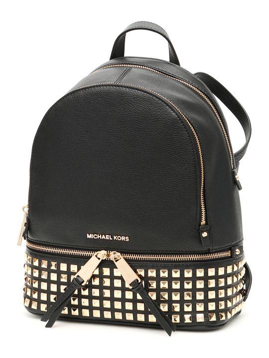 MICHAEL Michael Kors Studded Rhea Backpack