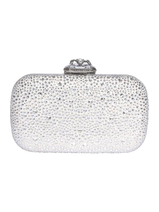 Alexander McQueen Spider Box Clutch