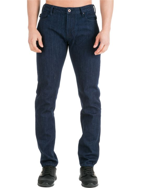 Emporio Armani  Jeans Denim Slim Fit