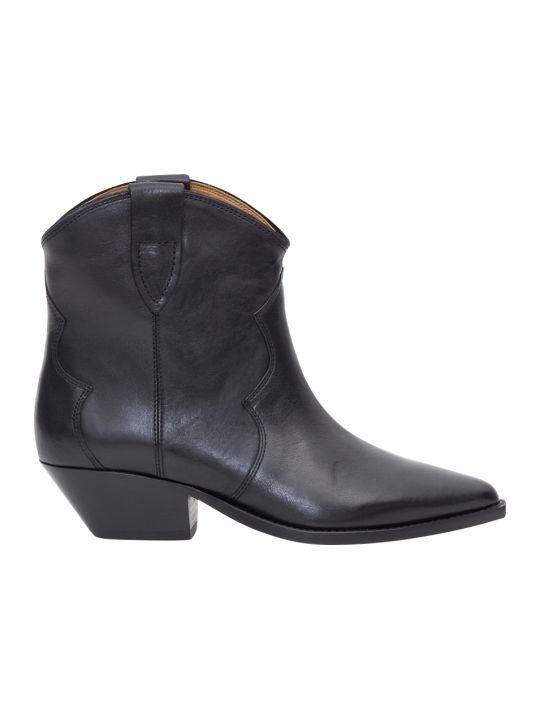 Isabel Marant Dewina Western Boots