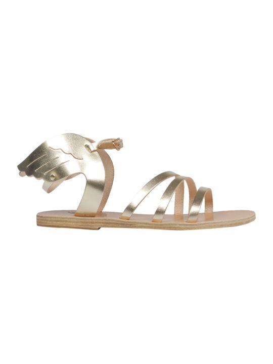 Ancient Greek Sandals Ikaria Flat Sandals