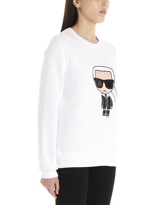 Karl Lagerfeld 'ikonic Karl' Sweatshirt