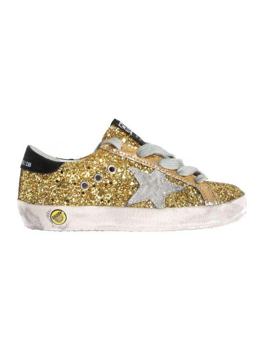 Golden Goose Superstar Glittery Sneakers