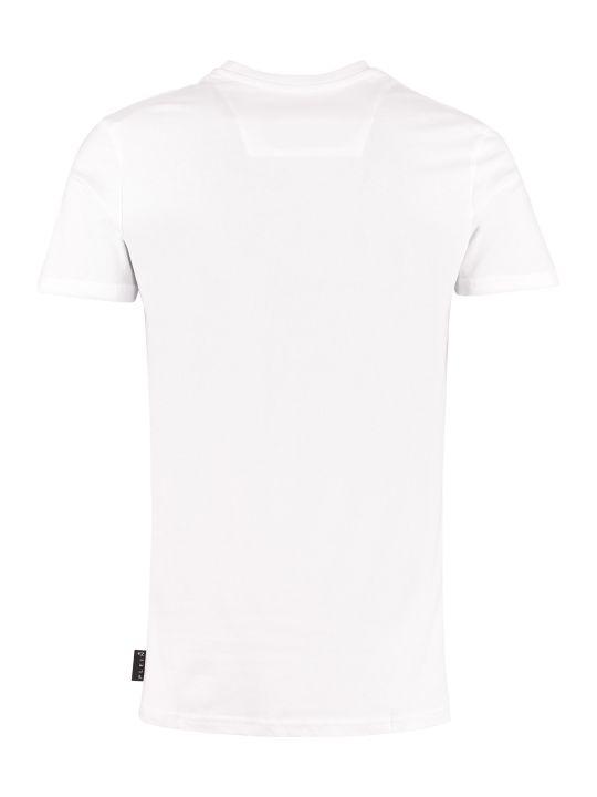 Philipp Plein Crew-neck Cotton T-shirt