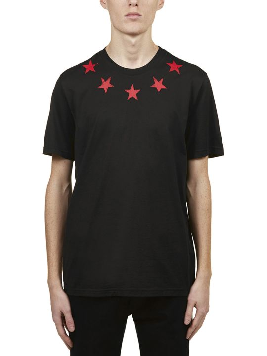 Givenchy Star Printed T-shirt