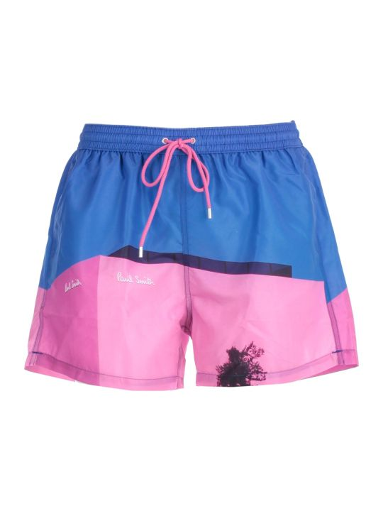 Paul Smith La Shop Swim Shorts