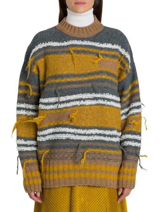 M Missoni Striped Sweater
