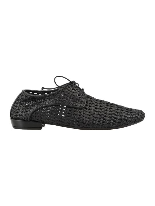 Marsell Leather Lace Up Shoes
