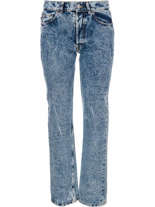 Balenciaga Acid Wash Jeans