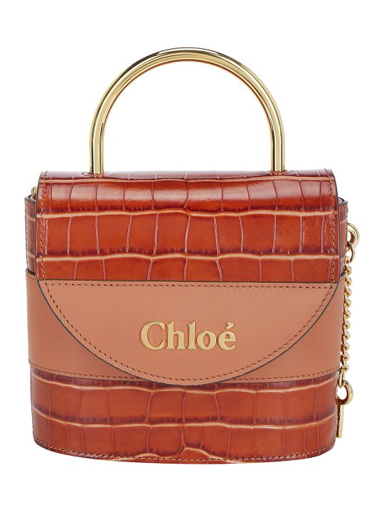 Chloé Small Abylock Padlock Bag