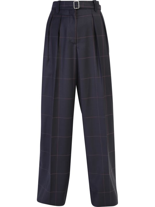 Paul Smith Wide Leg Trousers