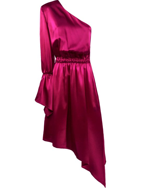 Federica Tosi Pink Shift Dress