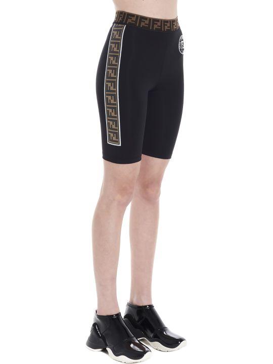Fendi 'ff' Biker Shorts