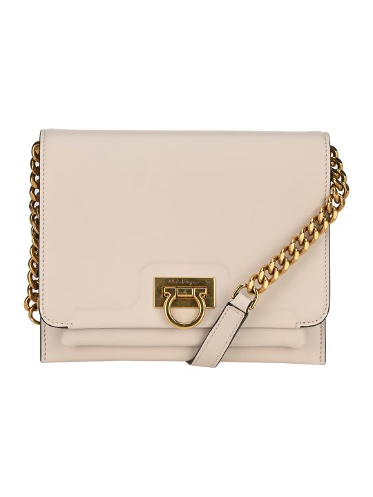 Salvatore Ferragamo Trifolio Crossbody Bag