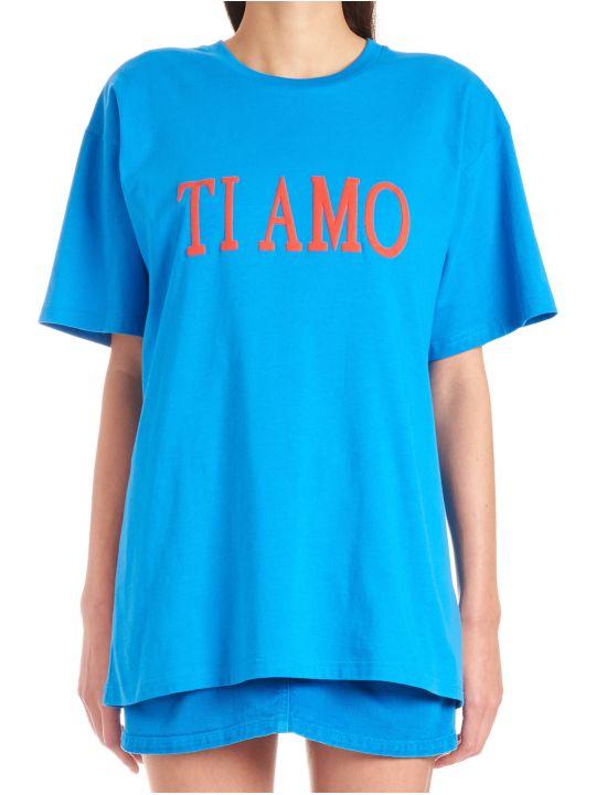 Alberta Ferretti 'ti Amo' T-shirt