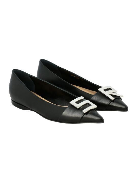 Sergio Rossi Ballet Flats Shoes Women Sergio Rossi