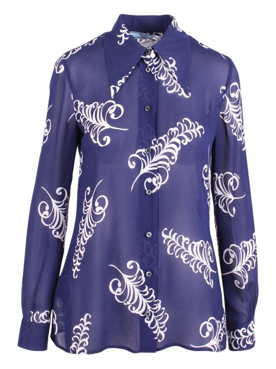 Prada Viscose Shirt