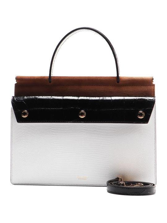 Burberry Sm Title Pocket Bag