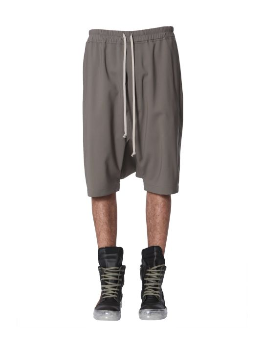 Rick Owens Low Crotch Shorts