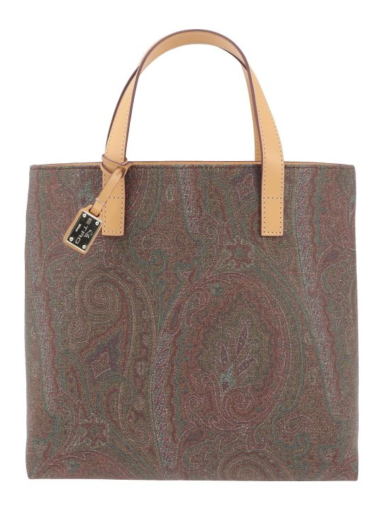 Etro Paisley Patterned Bag