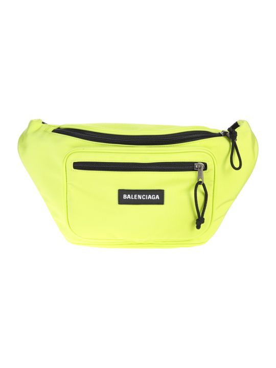 Balenciaga Branded Belt Bag