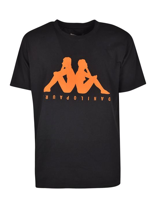 Danilo Paura Logo Print T-shirt