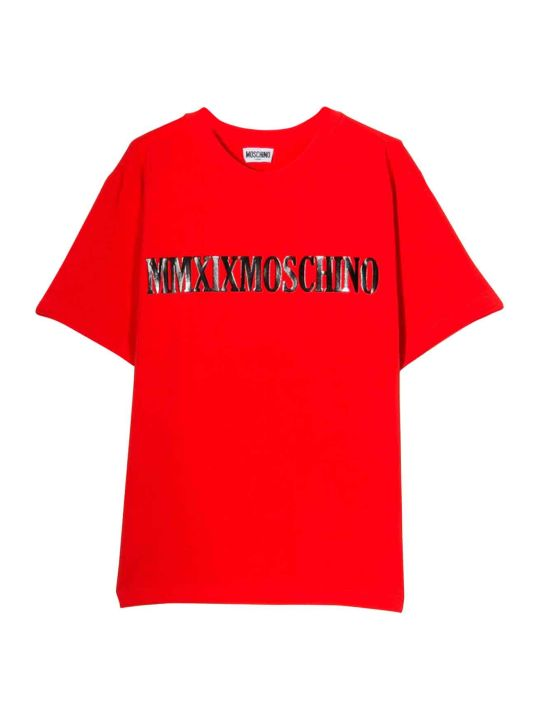 Moschino Red T-shirt