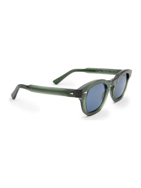 AHLEM Ahlem Le Marais Dark Green Sunglasses