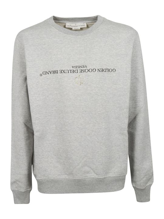 Golden Goose Golden Goose Logo Sweatshirt