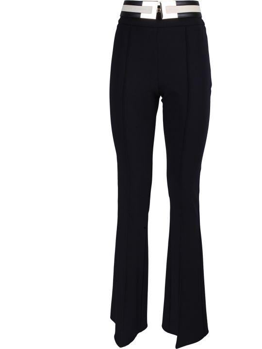 Elisabetta Franchi Celyn B. Elisabetta Franchi crepe trousers