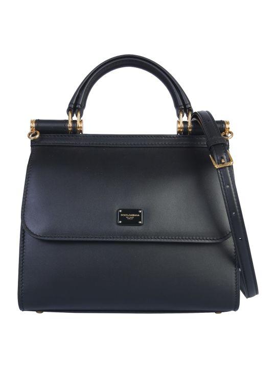 Dolce & Gabbana Small Sicily 58 Bag