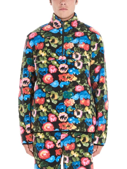 Stussy 'floral' Pile