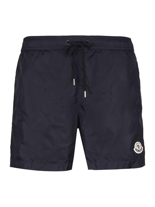 Moncler Nylon Swim Shorts