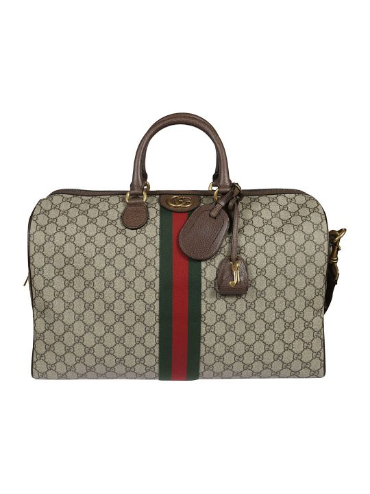 Gucci Ophidia Gg Medium Duffle Bag
