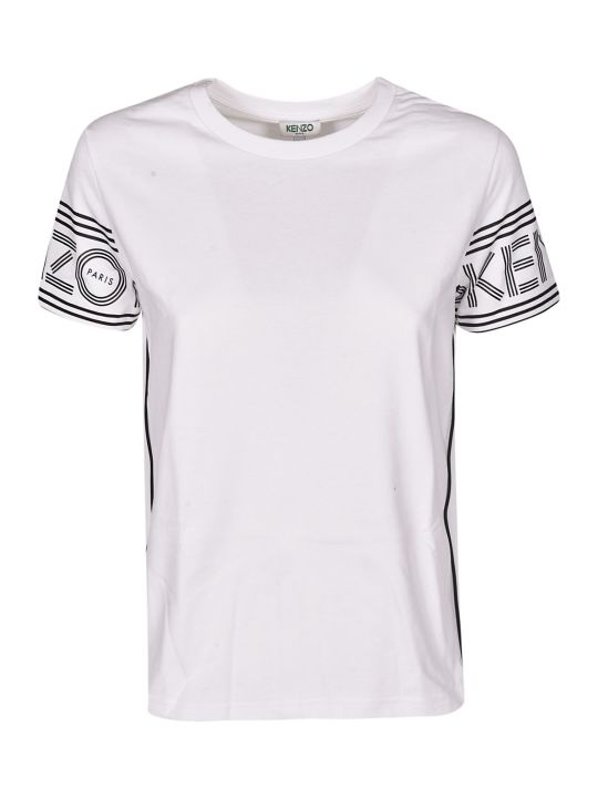 Kenzo Logo Sleeve T-shirt