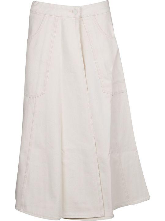 Calvin Klein Wrap Skirt