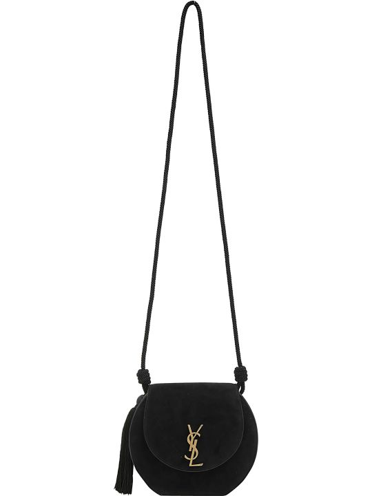 Saint Laurent Demi Lune Shoulder Bag