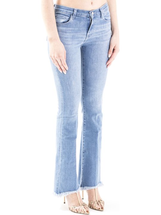 J Brand Sallie Blend Cotton Jeans