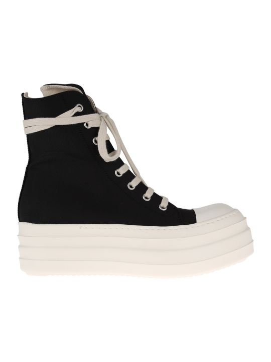 DRKSHDW Dark Shadow Double Bumper Sneakers