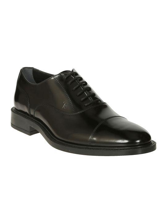 Tod's Francesina Oxford Shoes
